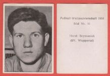 West Germany Horst Szymaniak SV Wuppertal (11)